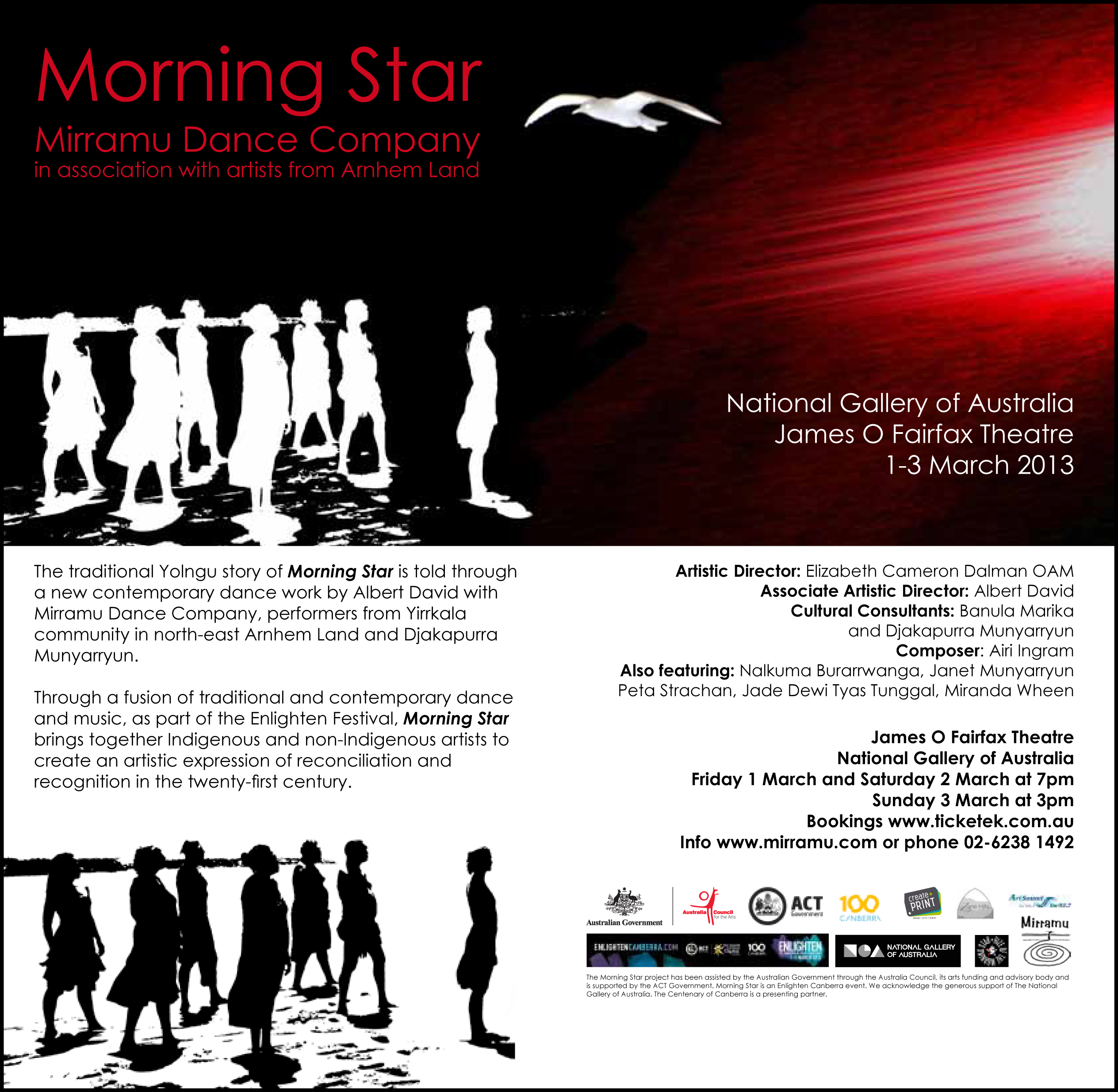 Morning Star Flyer